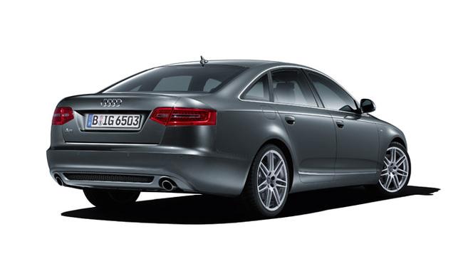 Nouvelle Audi A6 : déjà là !