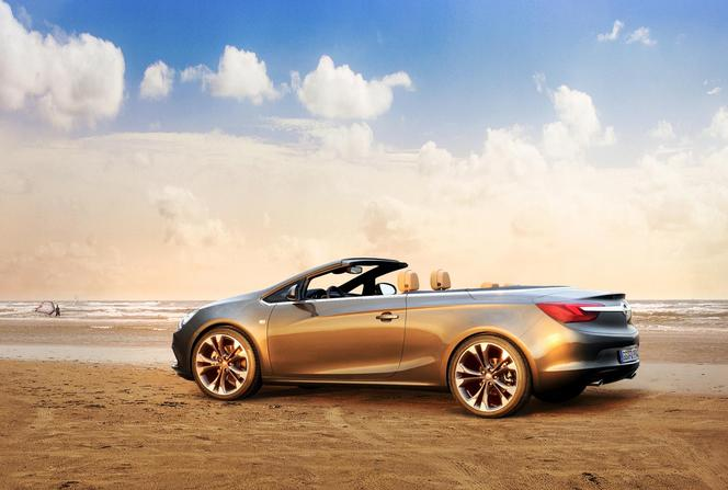 L'Opel Cascada à partir de 25.945€ ... en Allemagne