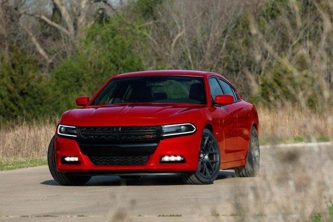 Salon de New York : voici la Dodge Charger restylée