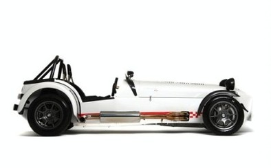 Caterham Superlight R500: officieuse