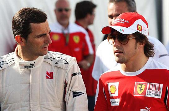 News F1 : De la Rosa avec Ferrari, Sauber dément l'arrivée de Mercedes ...