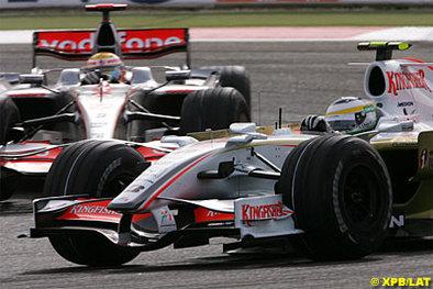 Formule 1 - Force India: Airbus, pour lui donner des ailes