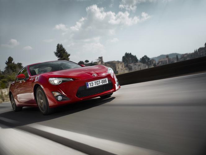 Toyota apporte quelques nouveautés à la GT86