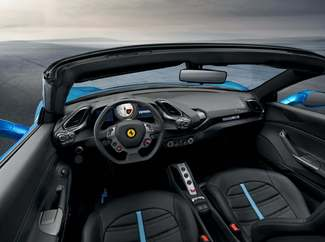 Ferrari officialise la décoiffante 488 Spider