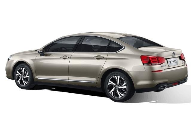 Citroën offre un gros restylage à la C5