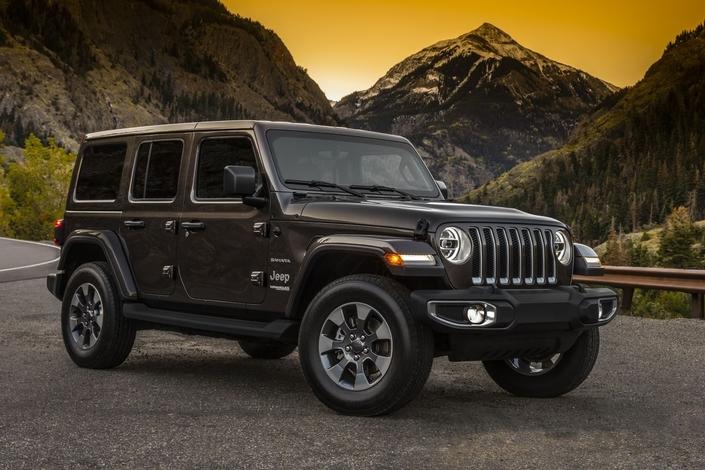 Nouveau Jeep Wrangler: les premières photos officielles