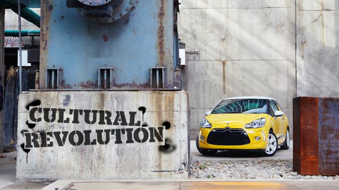 Citroën DS3 élue voiture de l'année 2010 pour Top Gear Magazine