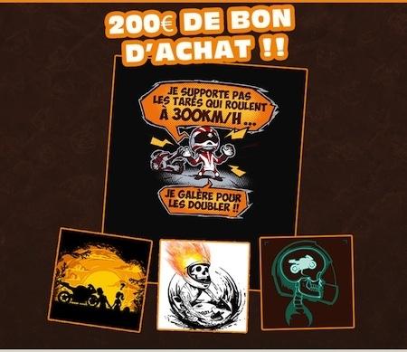 Jeu concours Gaaz.fr: 200 euros de bon cadeau
