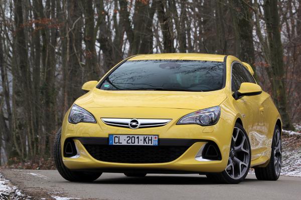 Opel Astra J Gtc (4e Generation) Opc