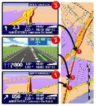 TomTom IQ Routes et Advanced Lane Guidance : un guidage plus rapide et plus facile