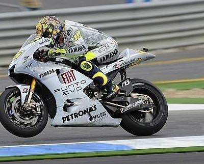 Moto GP - Portugal D.1: Des soucis qui ne freinent pas les ardeurs de Rossi