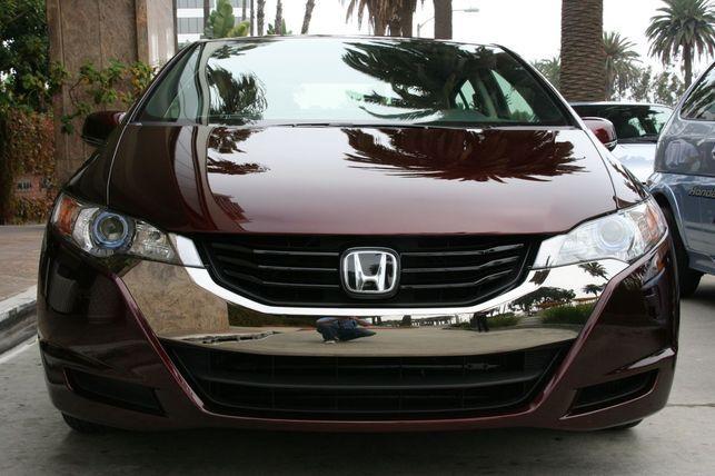 200 Honda FCX Clarity seront produites de 2008 à 2011