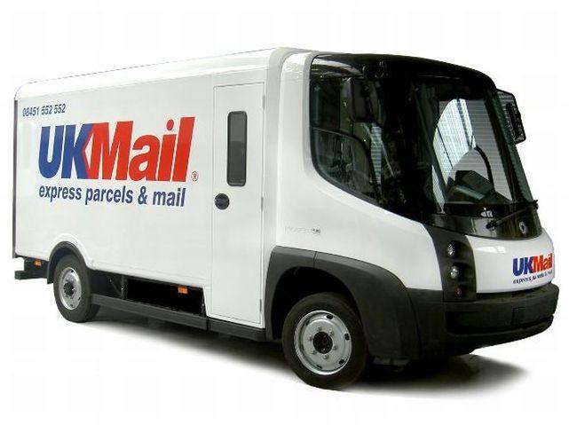 L'utilitaire électrique Modec entre les mains de UK Mail