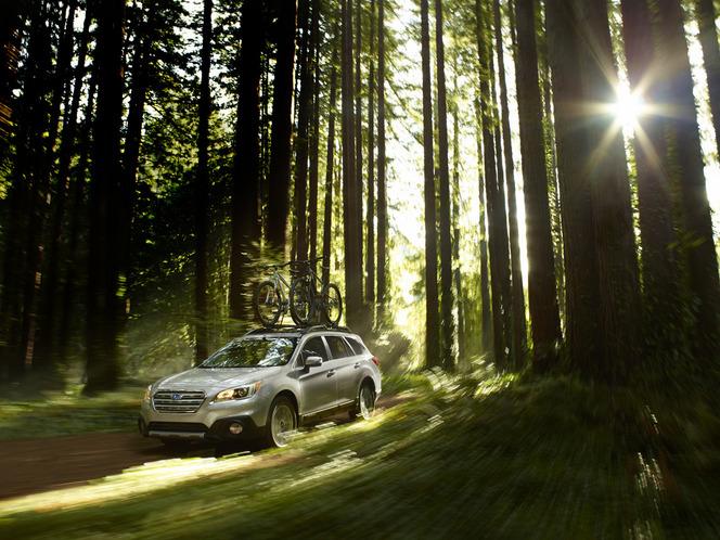 New York 2014 : Subaru dévoile le nouvel Outback