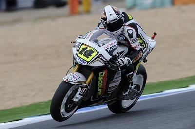 Moto GP - Portugal D.1: Bonne entame de Randy