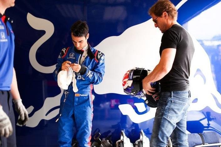MotoGP - Dani Pedrosa: «je ne suis pas autorisé à parler de mes tests avec la KTM»