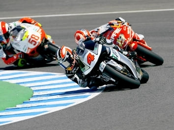 GP250 - Portugal: La FIM fair-play avec le team Scot Honda