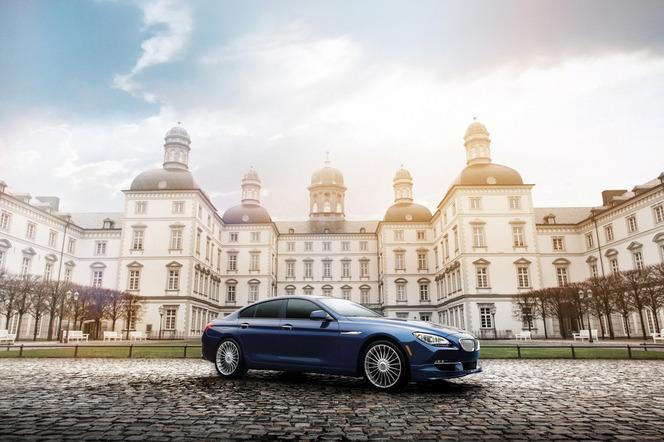 New York 2014 : Alpina dévoile la B6 Gran Coupe xDrive