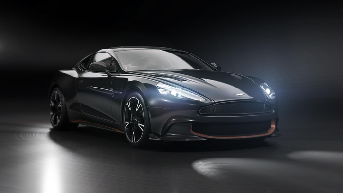 Aston Martin Vanquish S Ultimate: pour nous dire au revoir