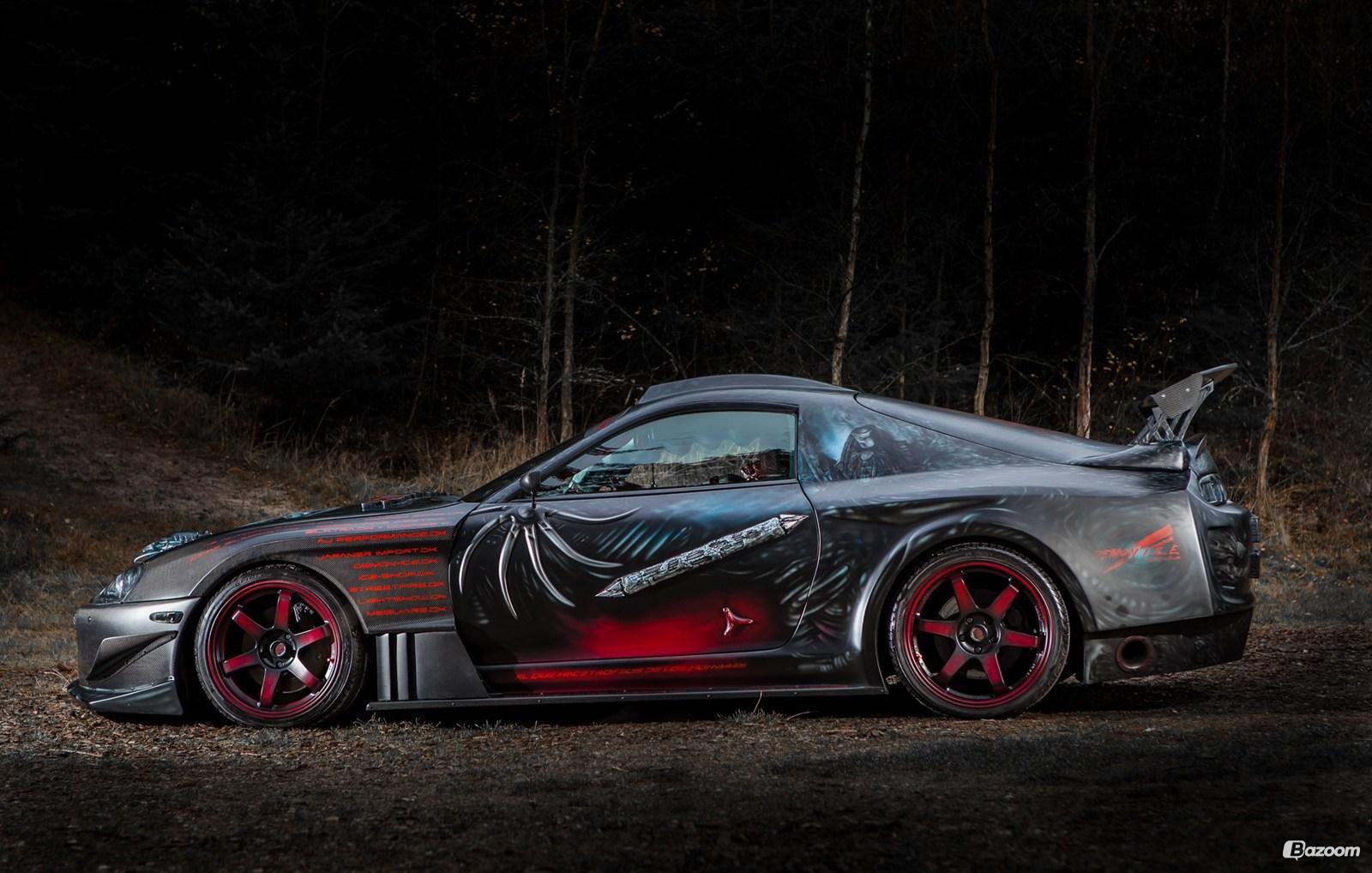 Saucisse Du Vendredi Toyota Supra Predator