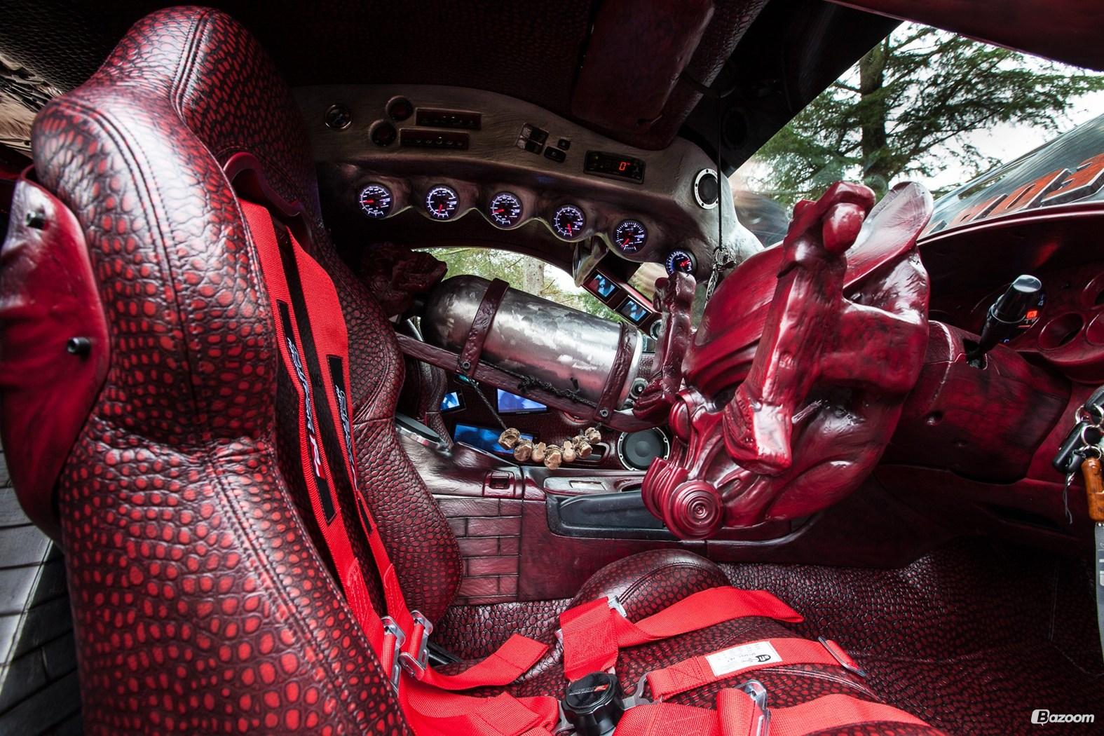 S0 Saucisse Du Vendredi Toyota Supra Predator 283363 ForzaMotorsport.fr