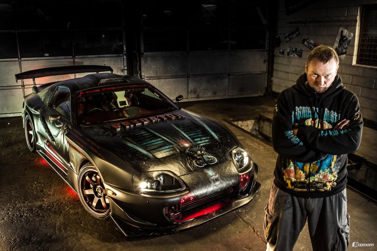 S0 Saucisse Du Vendredi Toyota Supra Predator 283369 ForzaMotorsport.fr