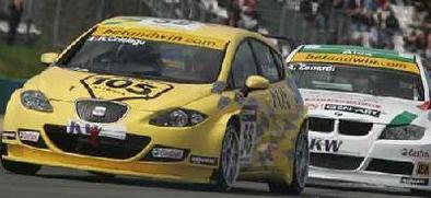 WTCC 2007: Le renfort italien de Seat