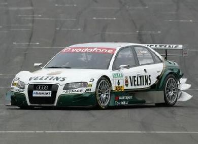DTM 2007: Villeneuve avec Audi ?