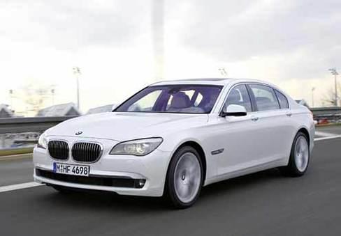 Essai vidéo - BMW 760 Li : Trans Europe Express