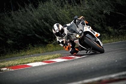 Actualité - KTM: la RC390 arrivera après cet été