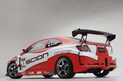 Scion tC Formula Drift