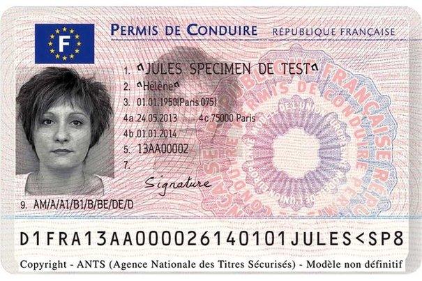 Le nouveau permis de conduire arrive demain : ce que ça change