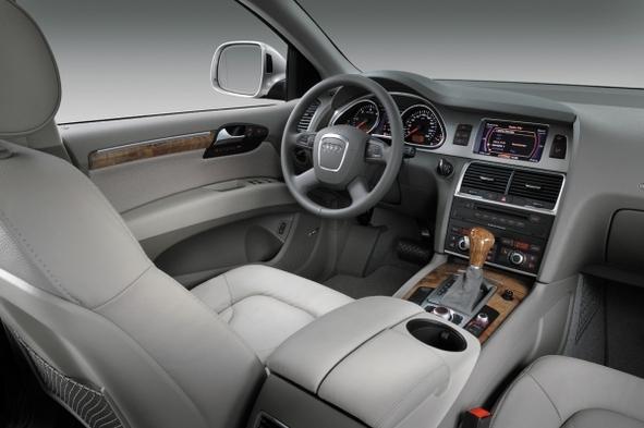 L'Audi Q7 hybride débarque en Europe d'ici fin 2008