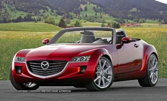 Mazda produira le futur Roadster Alfa Romeo au Japon
