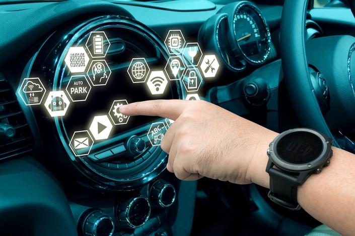 Technologies embarquées pour véhicules 100% connectés !
