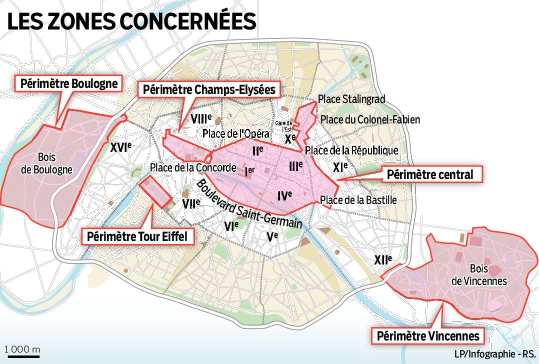 de la mobilité 16 au 22 septembre et de la conférence sur le climat  ~ Pute Bois De Vincennes