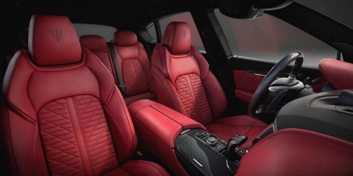Maserati : série spéciale Vulcano pour le Levante