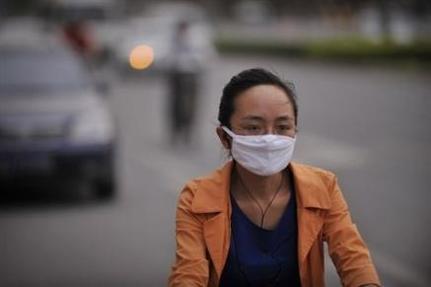 Les Jeux Olympiques de Pékin ternis par un pic de pollution élevé