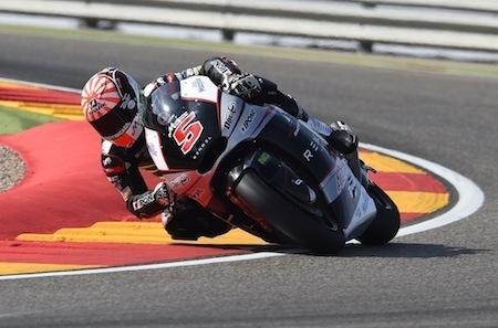 Johann Zarco, champion du Monde Moto2 2015!