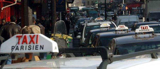 20 000 taxis à Paris d'ici 2011 pour fluidifier le trafic !