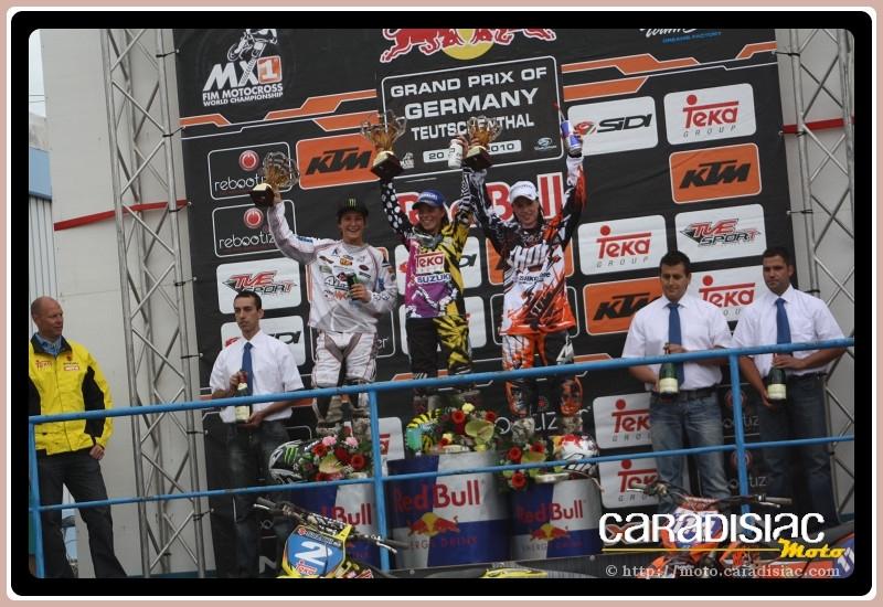 GP d'Allemagne - Teutschenthal - WMX : Fontanesi s'impose, Papenmeier gagne le GP