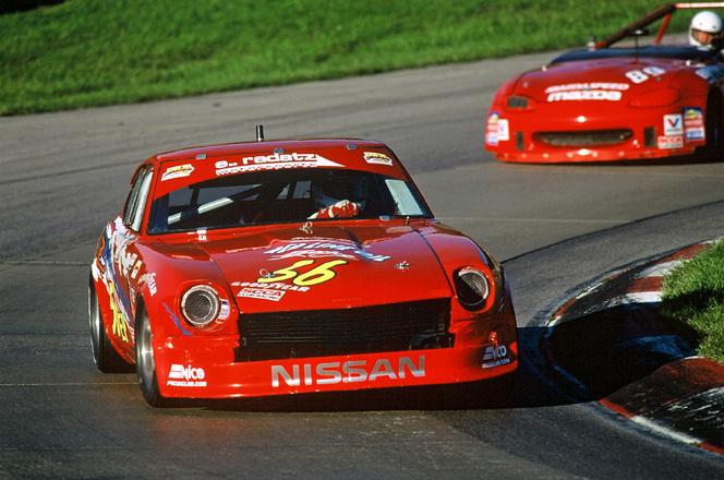 Visiter le site de Nissan USA pendant les Pâques (+ bonus vidéo: le meilleur 1er tour de l'histoire!)