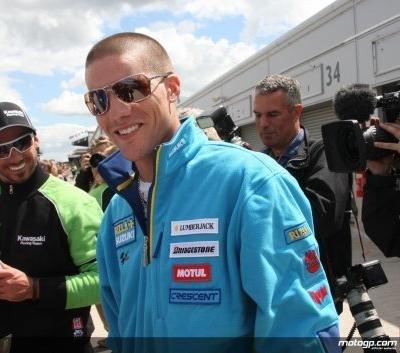 Moto GP - Grande Bretagne: Ben Spies a débarqué