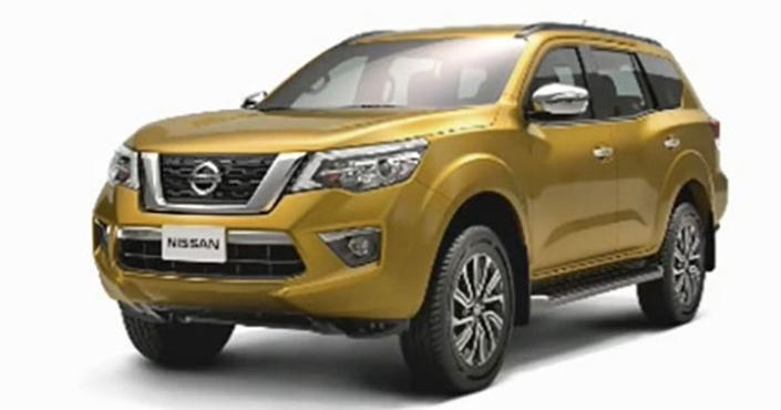 Nissan : le retour du Pathfinder