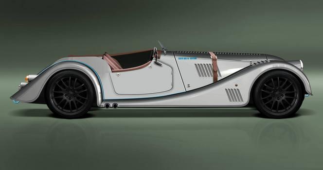 Nouvelle Morgan Plus 8 Speedster en série limitée