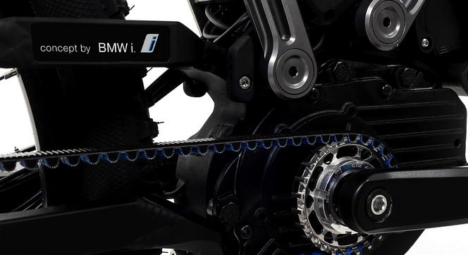"""BMW """"i"""" se met au vélo à assistance électrique"""
