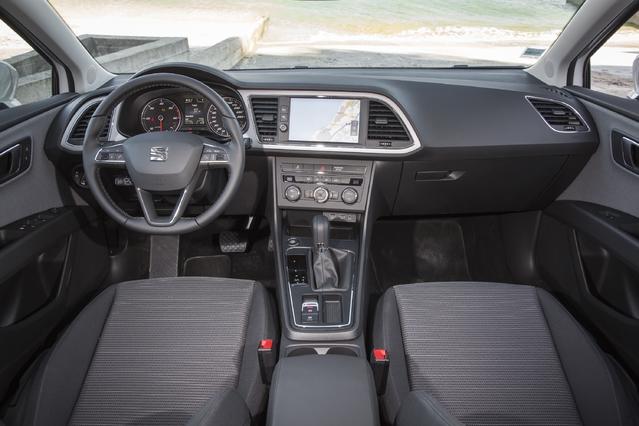 Essai – Seat Leon 1,6 TDI 115 DSG7 (2017): ibère rigoureux