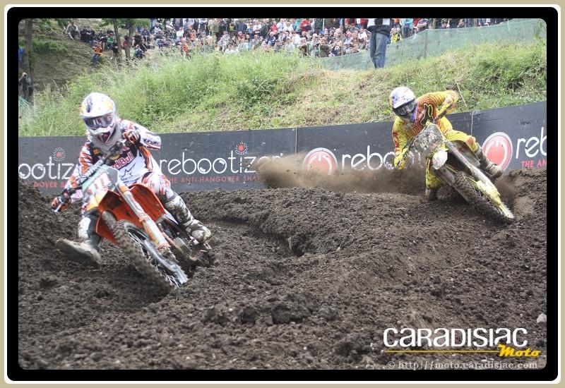 GP d'Allemagne - Teutschenthal - MX2 : Marvin Musquin impitoyable une nouvelle fois