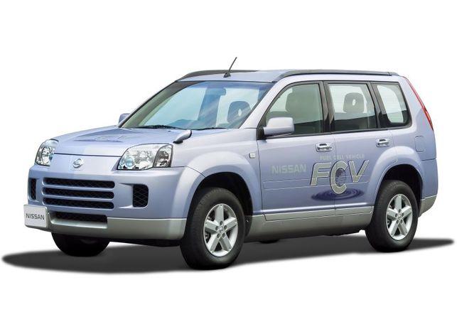 L'hydrogène charme Renault et Nissan : les prototypes X-Trail FCV et Scenic ZEV H2