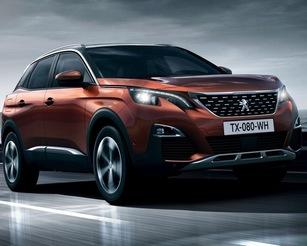 3- Peugeot 3008 : 6 764 ventes.